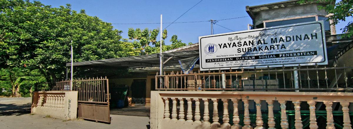 Kantor Yayasan Al Madinah Surakarta